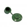 Шайба кровельная с колпачком (50 шт) зеленая Крепстандарт