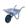 Тачка садовая 1-колесная 85 литров Belamos 457P