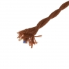 Ретро провод Эко 2х2,5 витой ГОСТ коричневый (20м) TDM