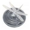 "Светильник ПП-007 ""Стрекоза"", на воде, на солнечных батареях, 12*12*7,5 см, TDM"