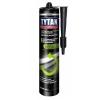 Герметик кровельный Tytan Professional битумно-каучуковый черный (310 мл)