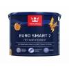 Краска влагостойкая интерьерная Tikkurila Euro Smart 2 белая база VVA 2.7 л