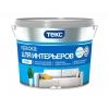 Краска интерьерная ТЕКС Профи супербелая 9 л/13.5 кг