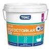 Краска влагостойкая для стен и потолков ТЕКС Универсал белая 3 кг