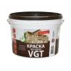 Краска фасадная VGT ВД-АК-1180 белоснежная 7 кг