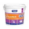 Краска моющаяся для стен и потолков ТЕКС Универсал белая 1.5 кг