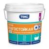 Краска влагостойкая для стен и потолков ТЕКС Универсал белая 0.9 л/1.5 кг