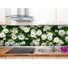 Панель фартук МДФ 600х2440 мм цветочная нежность