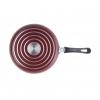 Сковорода антипригарная Expert 28 см стеклянная крышка Scovo