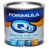 Эмаль ПФ-115 Formula Q8 коричневая 1.9 кг