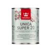 Лак универсальный Tikkurila Unica Super 20 EP полуматовый 0.9 л