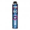 Пена монтажная Tytan Professional LOW-EXPANSION профессиональная зимняя 750 мл