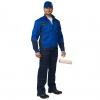 Костюм синий с васильковым размер 48-50 рост 170-176