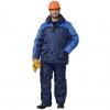 Костюм Балтика темно-синий с васильковым размер 48-50 рост 170-176