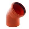 Отвод наружной канализации 110/45*
