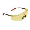 Очки защитные открытые желтые Q525250 OREGON