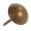 Гвозди с декоративной шляпкой 1.5х13 мм старое золото (30 шт) 670 Европартнер