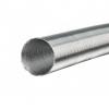 Воздуховод алюминиевый гофрированный d100 (1 м)