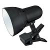 Светильник настольный прищепка 40Вт, E14 черный TDM