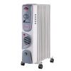 Радиатор масляный ОМ-9НВ (2,4 кВт) Ресанта
