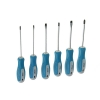 Набор отверток 6 предметов Multipoint Hardax 33-2-400