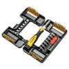 Набор прецизионных сменных наконечников с держателем 37 шт Topex 39D343