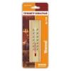 Термометр комнатный в блистере дер. (д-130)