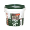 Краска интерьерная для наружных и внутренних работ VGT ВД-АК-1180 белоснежная 3 кг