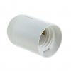 Патрон E27 подвесной термопластик белый TDM ЕLECTRIC