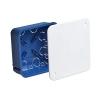Коробка распределительная (распаячная) СП 100х100х45 мм RuVinil 10161