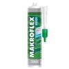 Герметик силиконовый Makroflex SX101 санитарный серый (290 мл)