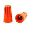 Зажим соединительный изолирующий СИЗ-1 оранжевый 2-4 мм² IEK
