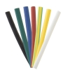 Термоусаживаемая трубка ТУТнг 4/2 мм, 21 шт (7 цветов) 100 мм TDM ЕLECTRIC