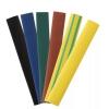 Термоусаживаемая трубка ТУТнг 10/5 мм, 21 шт (7 цветов) 100 мм TDM ЕLECTRIC