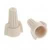 Зажим соединительный изолирующий СИЗ-Л-3 белый 15 мм² с лепестками TDM ЕLECTRIC