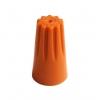 Зажим соединительный изолирующий СИЗ-3 оранжевый 5.5 мм² (50 шт) TDM ЕLECTRIC