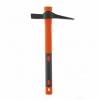 Кирка-молоток 0.5 кг ручка обрезиненный фибергласс 385 мм Ермак 662-105