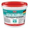 Краска влагостойкая для помещений PUFAS Decoself морозостойкая белая 4.19 л/6.5 кг