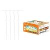 Гирлянда LED Занавес (холодный белый свет, 1.5х1.5 м, 8 реж., наружное использование) TDM ЕLECTRIC