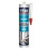 Герметик силиконовый Tytan Professional санитарный белый (280 мл)
