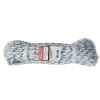 Шнур капроновый плетеный с сердечником 4 мм*12 м, нагр. 310кгс