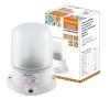 Светильник НПБ400П настенно-потолочный белый, IP54, 60 Вт, основание-поликарбонат, Народный