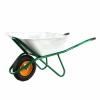 Тачка садово-строительная 1-колесная усиленная 90 литров Palisad