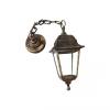 Светильник садовый подвесной НСУ 04-60-001 Адель 60 Вт черный под бронзу
