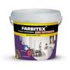 Краска акриловая для потолка Farben FARBITEX белая 3 кг