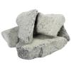 Камни для бань и саун габбро-диабаз обвалованный 20 кг