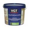 Краска моющаяся интерьерная VGT ВД-АК-2180 супербелая 7 кг