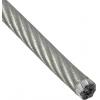 Трос стальной 2/3 мм DIN 3055 (в ПВХ оболочке) цинк