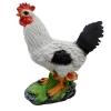 Фигура садовая Курица Ряба Н-34см