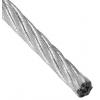 Трос стальной 2 мм (20 м) DIN 3055 цинк